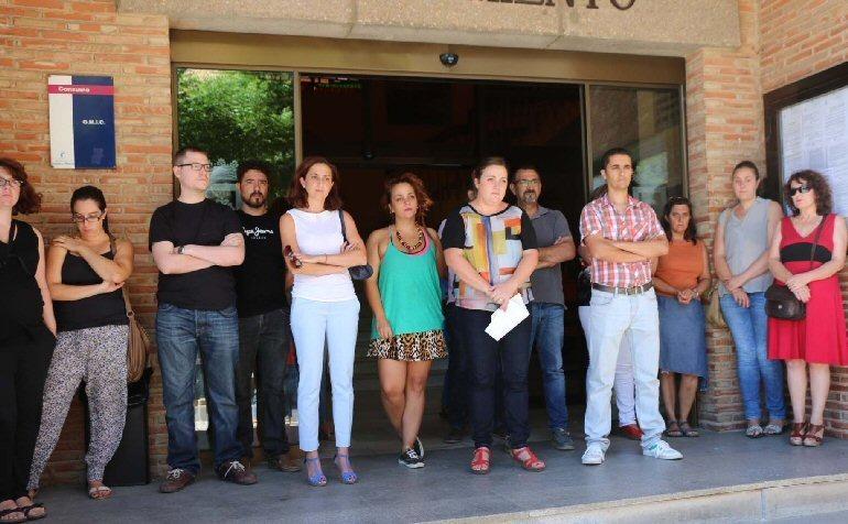 Miguelturra Manifiesto del Ayuntamiento contra la Violencia de Género