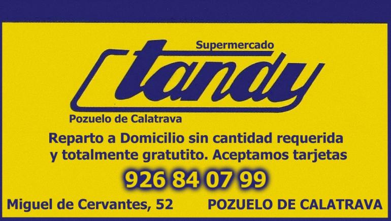 Supermercado Tandy 770