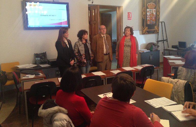 Ciudad Real Jornada formativa sobre Viogen, Sistema de Seguimiento Integral a mujeres maltratadas, a agentes y personal de servicios sociales