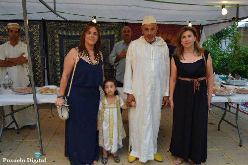 I Jornada Intercultural ,Marruecos, en Pozuelo de Calatrava