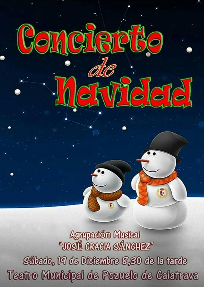 Concierto de Navidad Pozuelo de Calatrava