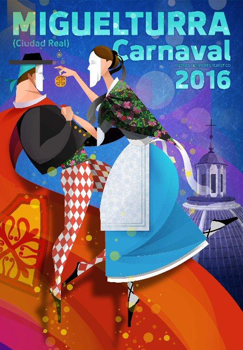 El Carnaval de Miguelturra ya tiene cartel anunciador