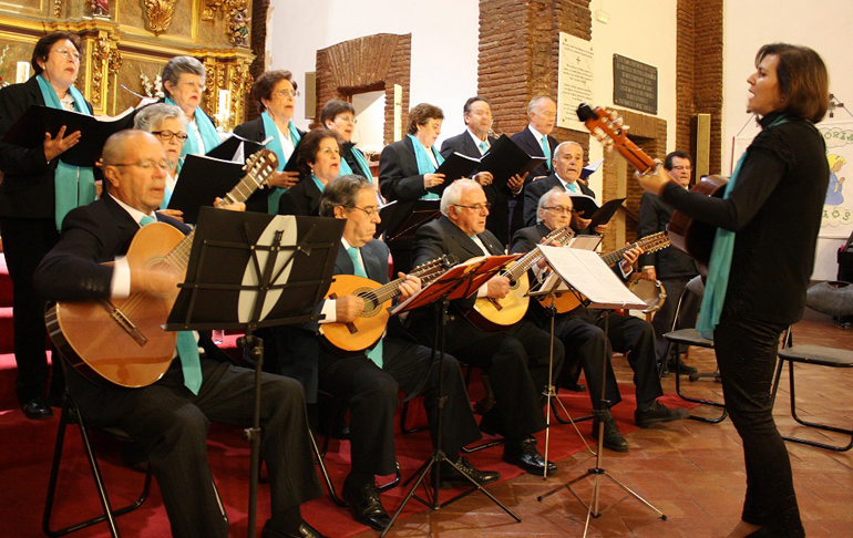 Rondalla y Coro Santa Cecilia de La Solana