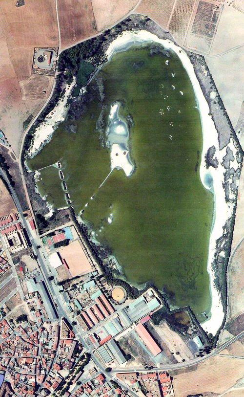 Laguna La Inesperada de Pozuelo de Calatrava