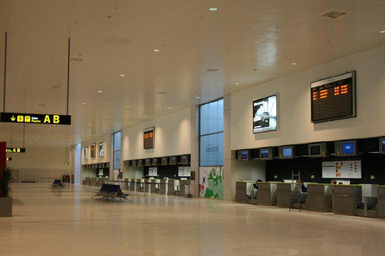 Ciudad Real El próximo día 1 de mayo entregará la posesión provisional del Aeropuerto de Ciudad Real a sus nuevos compradores