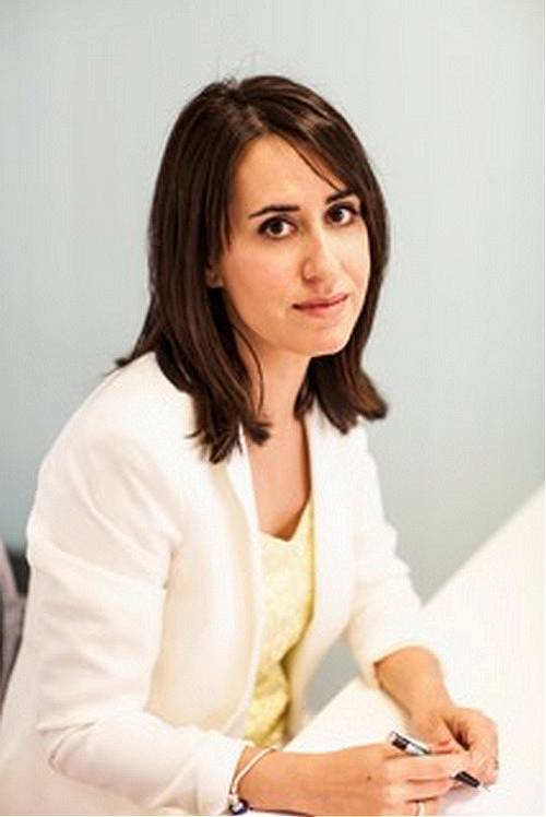 Entrevista a...  Ana Belén Rodríguez, sexóloga y psicologa especialista en Terapia de Pareja en el Centro SEES de Ciudad Real