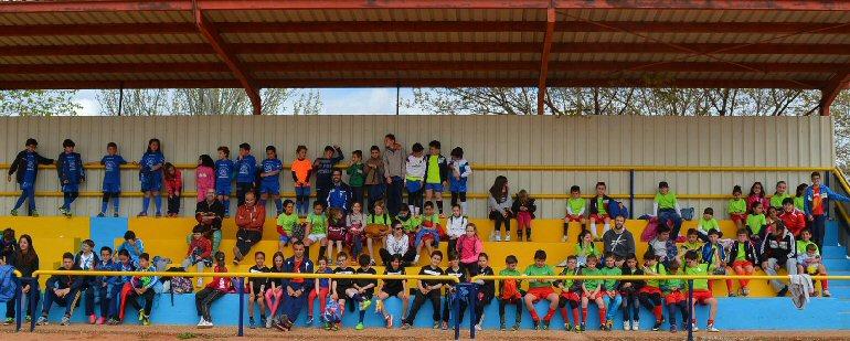 Valenzuela se clasifica para la fase provincial de las Olimpiadas Rurales, mientras Pozuelo y Ballesteros ocupan los últimos puestos de la clasificación