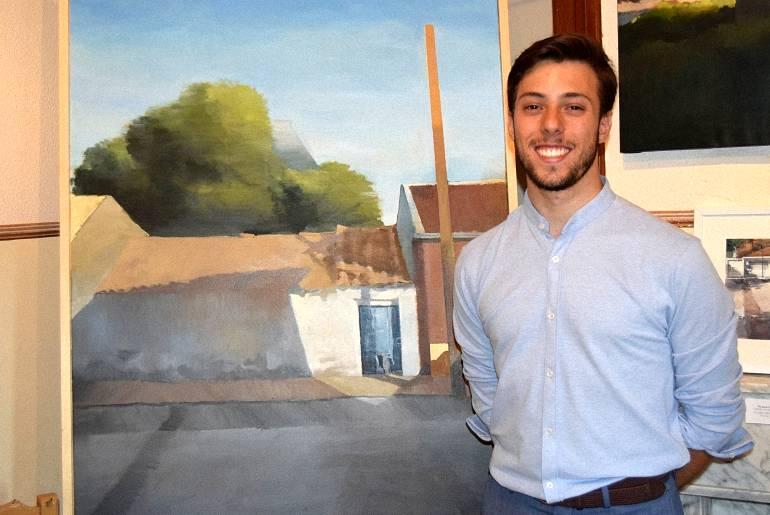 Pozuelo de Calatrava Samuel M Saucedo expone hasta el 7 de agosto Rincones de Luz