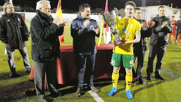 El Almagro CF cae derrotado en los penalties frente al Atlco. Tomelloso en el Trofeo Diputación