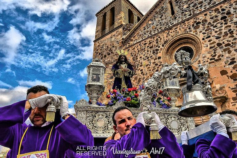 Jesús Rescatado Semana Santa Almagro
