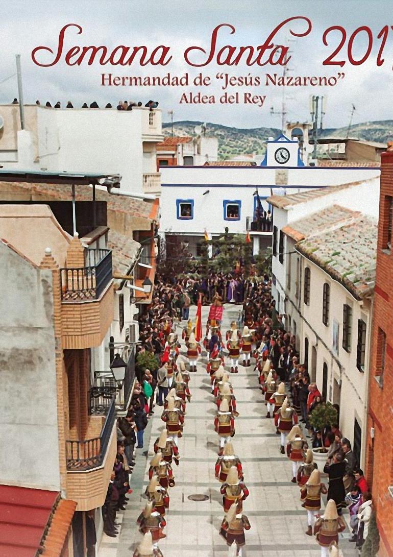 Semana Santa 2017 Aldea del Rey