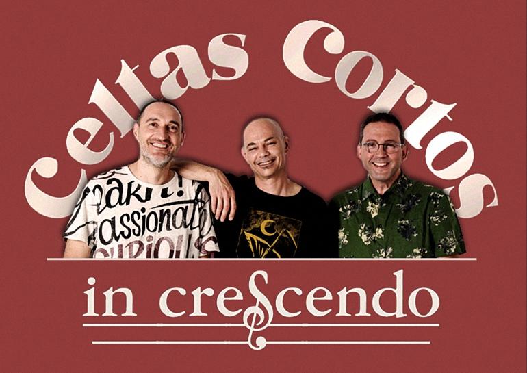 Ciudad Real Celtas Cortos, Fangoria y Manuel Carrasco para las fiestas capitalinas