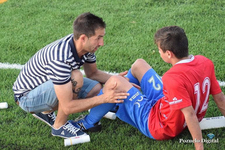 Amistoso Pozuelo CF vs CD Miguelturreño041