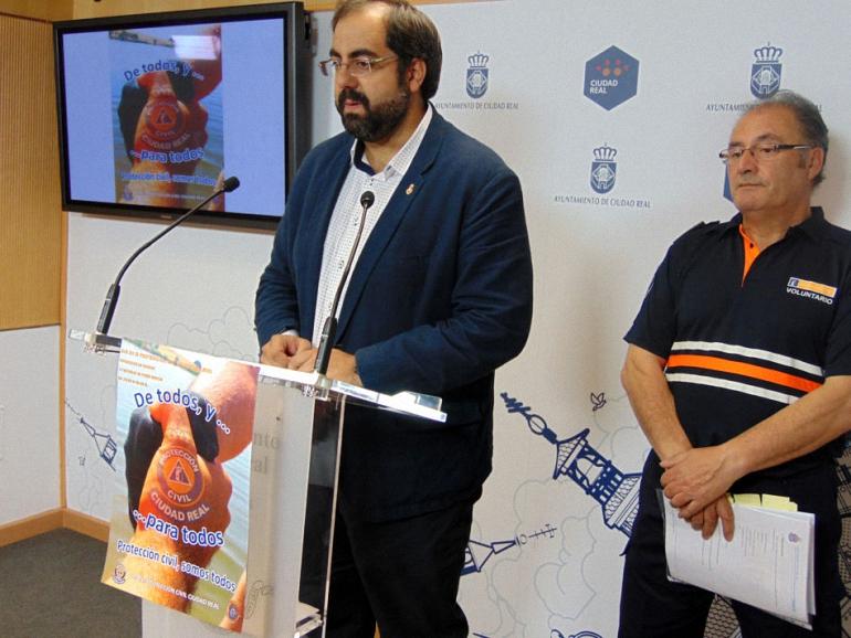 Ciudad Real celebra este sábado el Día de la Protección Civil en la Plaza Mayor
