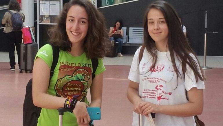 La Selección Española de Balonmano Playa convocó a tres jugadoras del BM Pozuelo de Calatrava