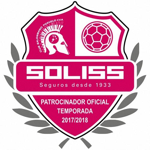 Patrocinio de Seguros Soliss al Club Balonmano Pozuelo de Calatrava