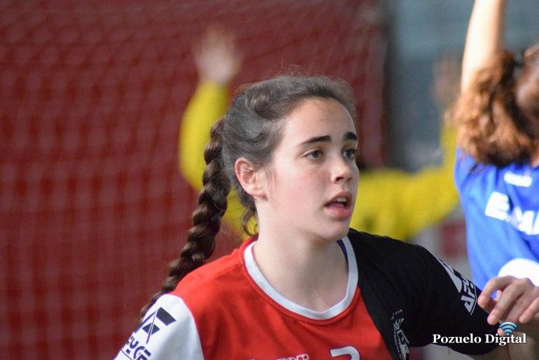Pozuelo de Calatrava Jimena Laguna ha sido convocada con las Guerreras Juveniles para disputar el Campeonato de Europa 2017 a celebrar en Eslovaquia