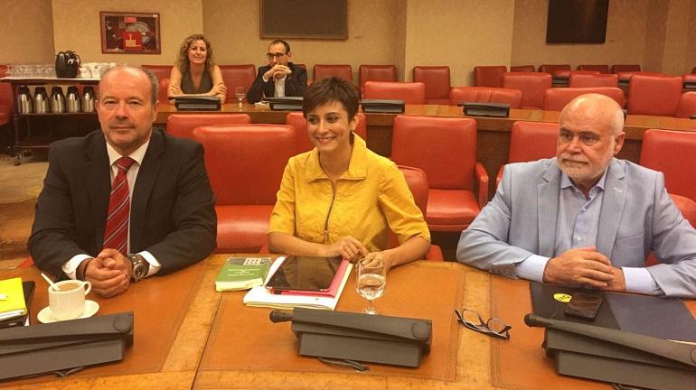 La ciudadrealeña Isabel Rodriguez es elegida Presidenta de la Comisión de Justicia del Congreso de los Diputados