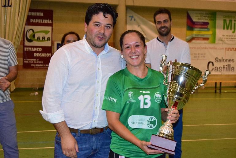 BM Bolaños Campeón Trofeo Diputación 2016