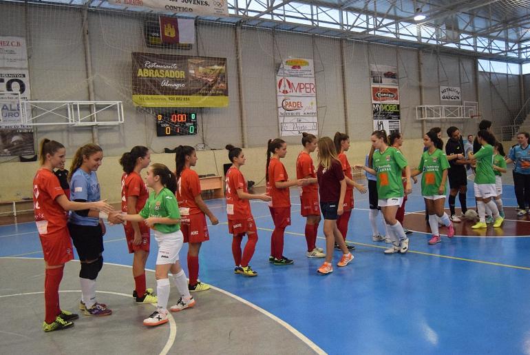 El Almagro FSF disputará la final del Trofeo Diputación este sábado frente al Malagón FSF