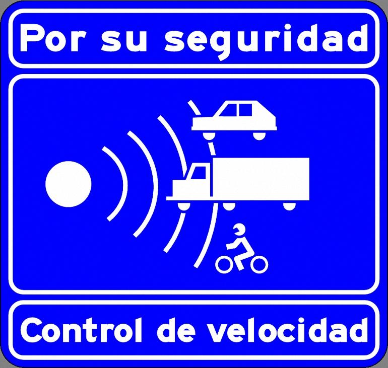 Pozuelo de Calatrava La Policía Local realizará una Campaña de Control de Velocidad por Radar desdel el 21 al 27 de agosto