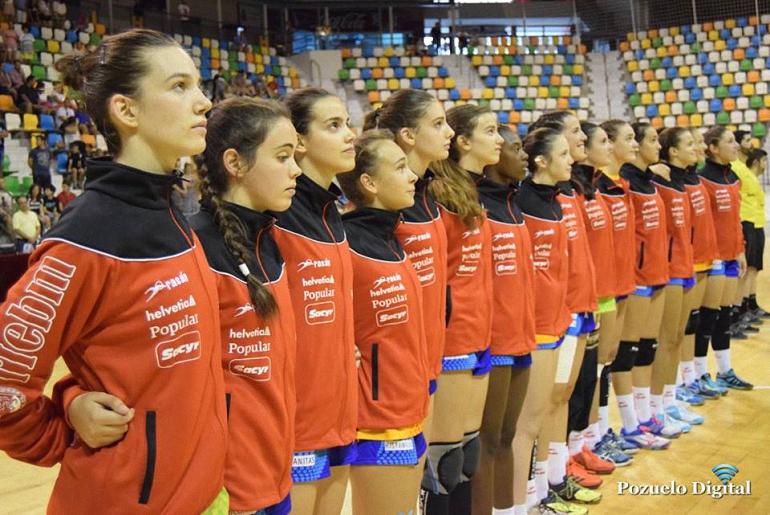 Selección Nacional Juvenil Femenina Balonmano