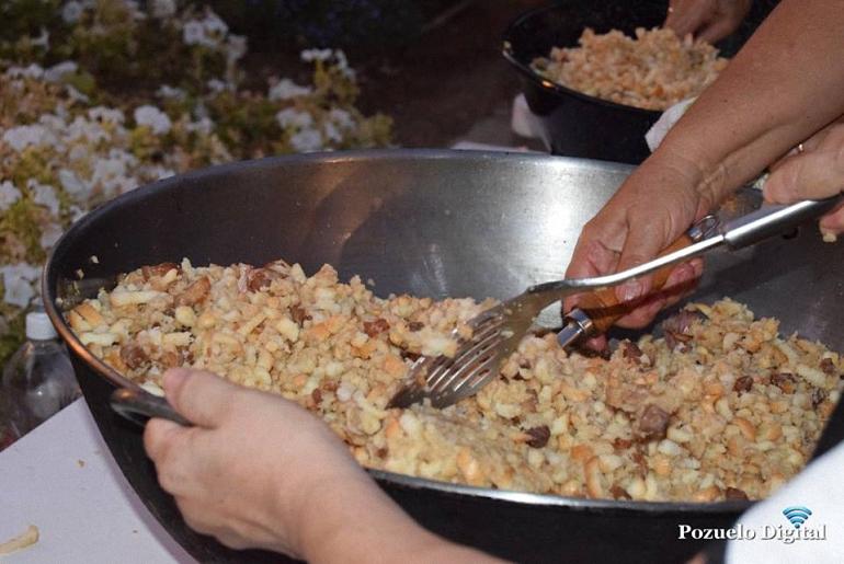 XXI Elaboración y degustación de platos típicos manchegos