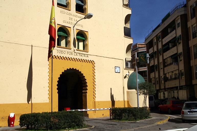 Ciudad real una quincena de agentes de la guardia civil for Ministerio del interior guardia civil