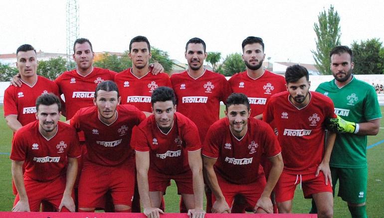 El Almagro CF cae en su visita al Atlético Ibañés por un abultado 4-1
