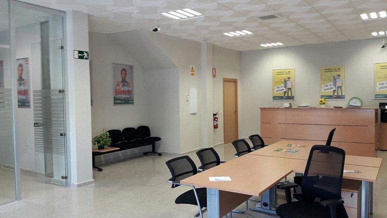 Oficinas de Caja Rural de Castilla La Mancha en Pozuelo de Calatrava