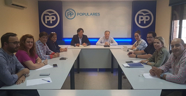Ciudad Real Se constituye la Comisión Provincial de Fomento del Partido Popular