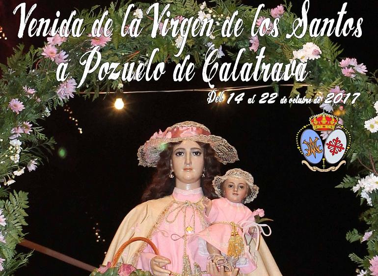Semana gloriosa para Pozuelo de Calatrava que recibe a su patrona la Virgen de los Santos