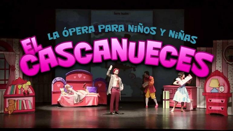 Pozuelo de Calatrava El Cascanueces para niños será representado este domingo en el Teatro Municipal