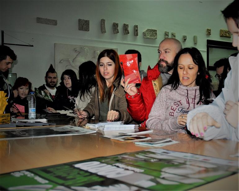 Ciudad Real Presentadas las bases para el concurso del cartel anunciador del XX Festival Corto Ciudad Real