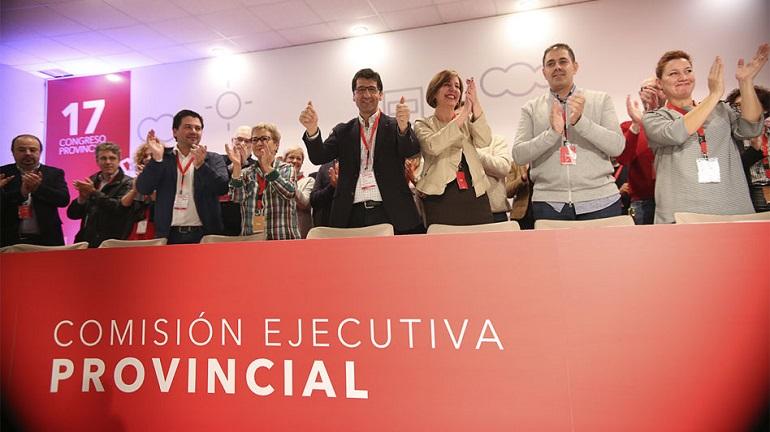 Pilar Espadas, elegida nueva portavoz del PSOE en la provincia de Ciudad Real
