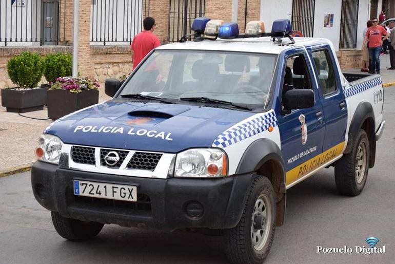 Pozuelo de Calatrava Abierto el plazo de presentación de solicitudes para optar a una plaza de Policía Local por concursooposición