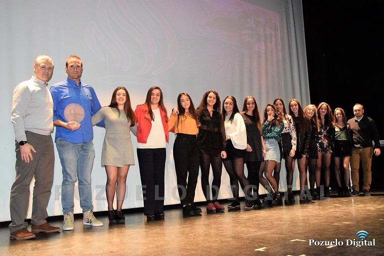 Pozuelo de Calatrava La Gala del Deporte 2017 premió a los deportistas más destacados del año