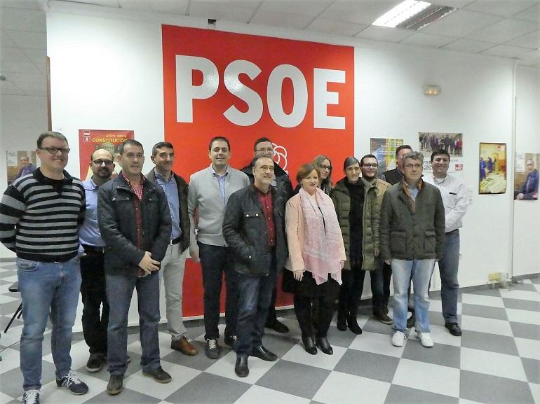 Bolaños Marta Chacón Horneros liderará el PSOE local