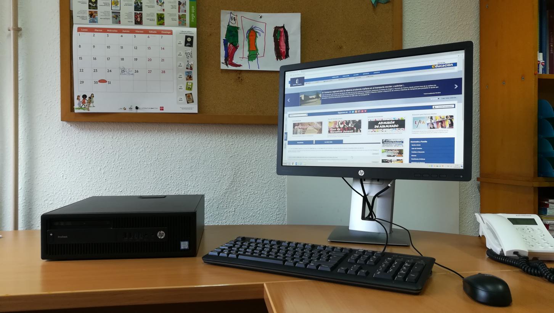 Ciudad Real La Junta dotará de equipos informáticos a 167 centros educativos de la provincia