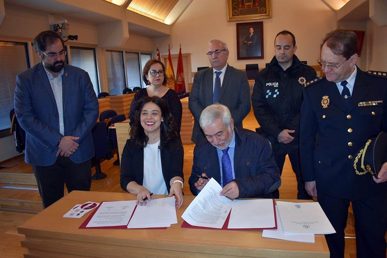 Ciudad Real La Policía Local se incorpora al Sistema VioGén del Ministerio del Interior contra la Violencia de Género