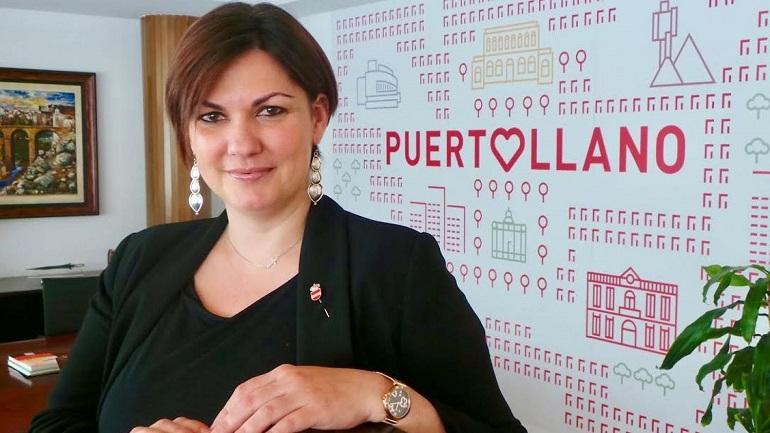 Mayte Fernández Molina, alcaldesa de Puertollano