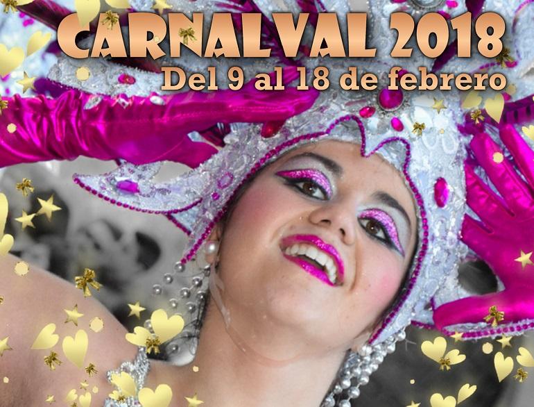Pozuelo de Calatrava Programación Carnaval 2018