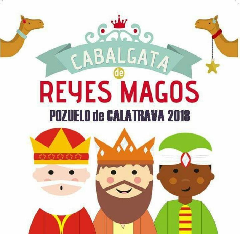 Pozuelo de Calatrava adelanta el horario de la Cabalgata de los Reyes Magos ante la posibilidad de lluvia