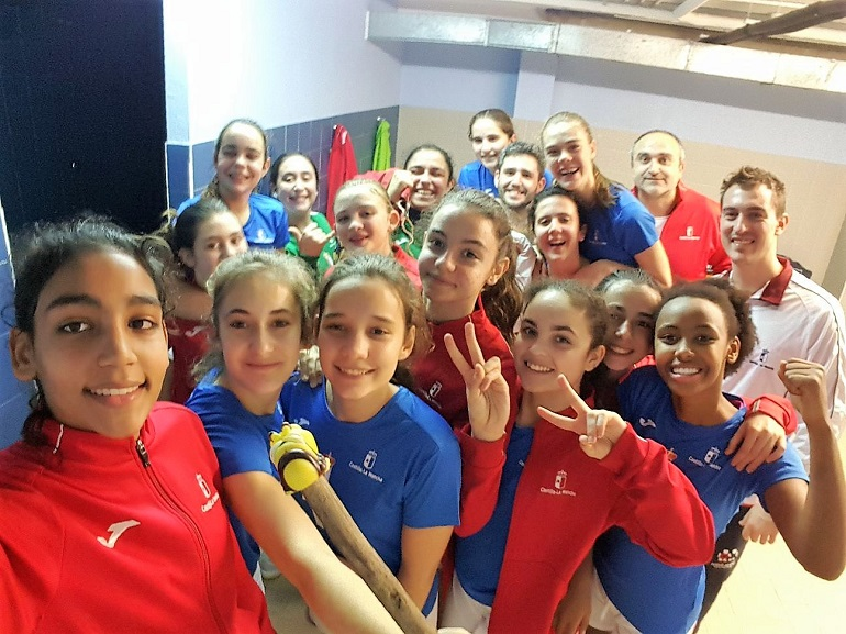 Seleccion de Castilla La Mancha Infantil Femenino 2017