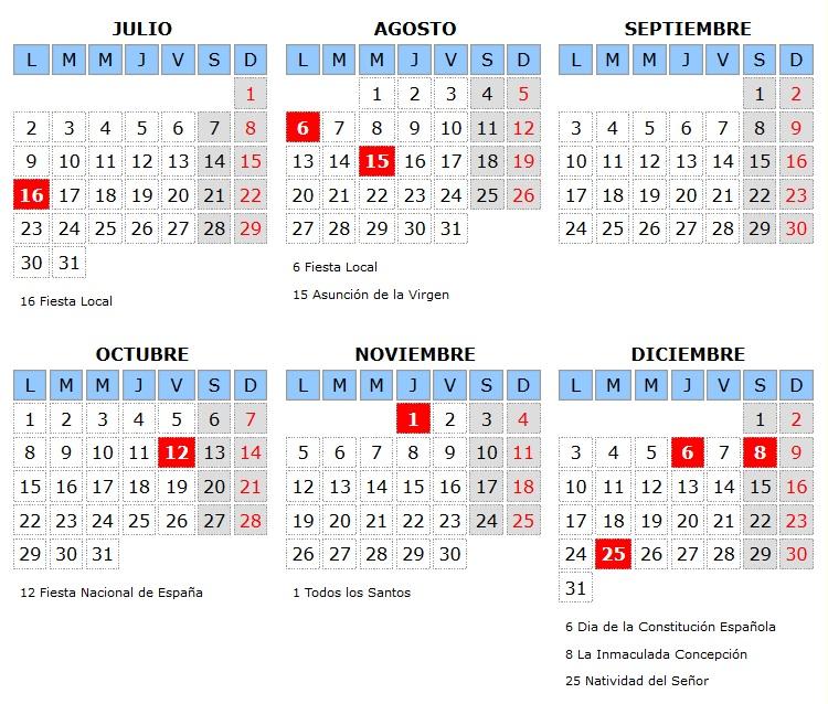 calendario laboral 2018 pozuelo de calatrava 02