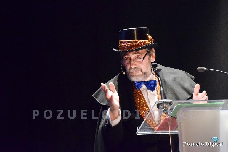 Felipe Pardo Merino nos transportó al mundo del carnaval pozoleño a través del tiempo