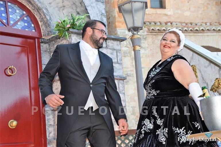 La Asociación de Amas de Casa de Pozuelo se llevan el tercer premio en el Desfile de Carrozas y Comparsas de Miguelturra