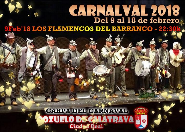 Los Flamencos del Barranco