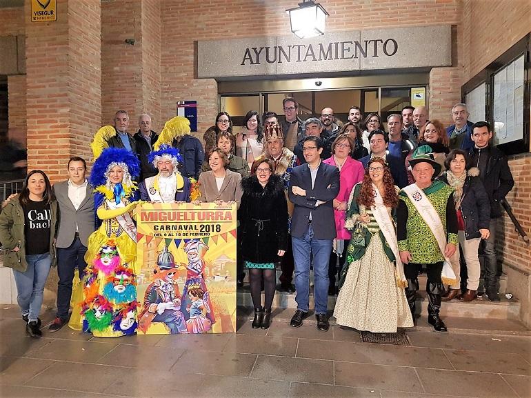 Miguelturra El Carnaval miguelturreño por fín es declarado Fiesta de Interés Turístico Nacional