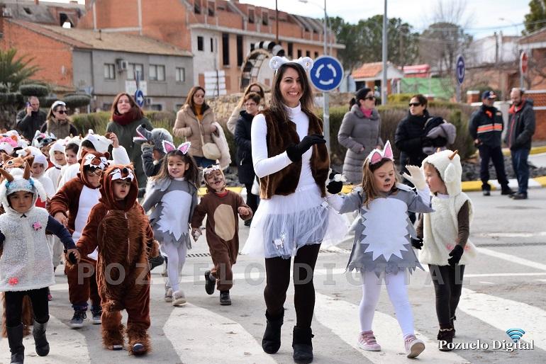 Pasacalles Infantil Carnaval 2018 Pozuelo Cva061